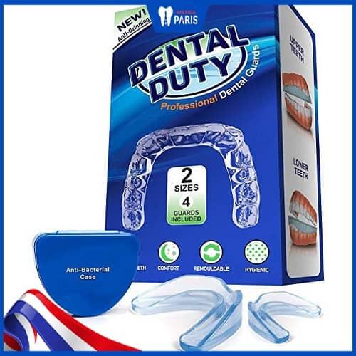 dụng cụ chống nghiến răng dental duty