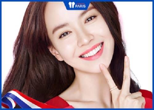 những lợi ích của hàm răng chuẩn