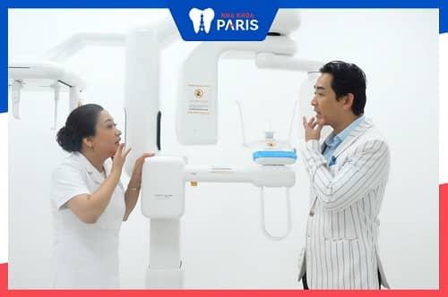 chụp x quang răng ở đâu tốt nhất