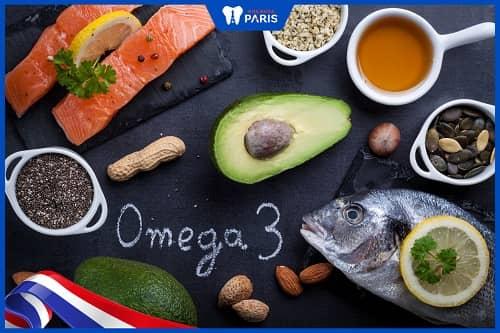 Omega-3s là nhóm dinh dưỡng có khả năng chống viêm lợi