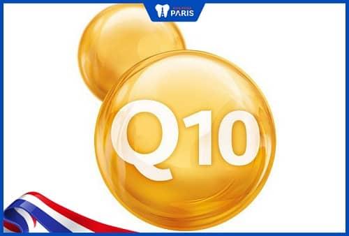 Co-enzyme Q10 là chất dinh dưỡng có thể giảm viêm lợi