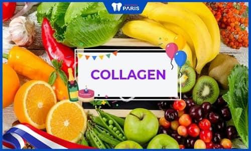 Collagen có tác dụng làm giảm viêm vợi