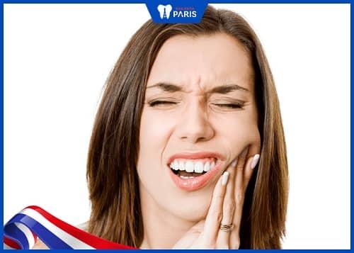 Răng khôn là vị trí răng thường bị lợi trùm