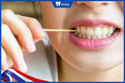 Vệ sinh răng miệng kém là nguyên nhân gây viêm lợi