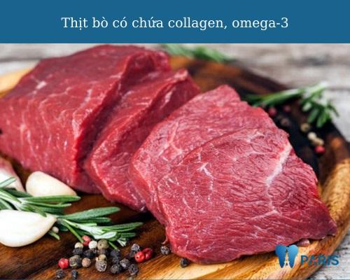 Viêm lợi nên ăn gì? thịt bò