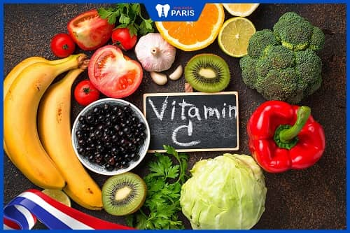 Bổ sung Vitamin C giúp làm giam nguy cơ viêm lợi