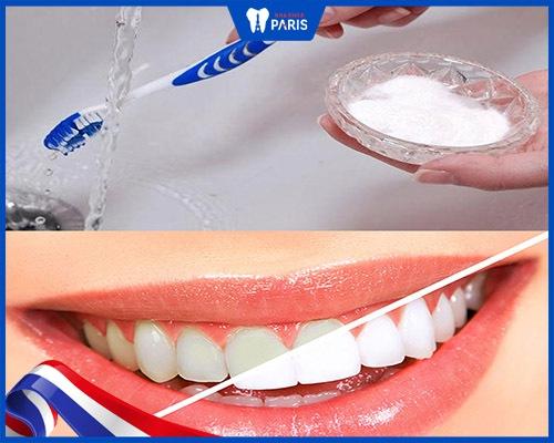 Cách đánh răng với nước vo gạo đặc