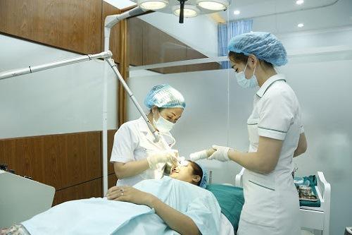 Quy trình phẫu thuật hàm hô tại bệnh viện 108