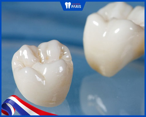 Mão răng sứ full Solid Zirconia