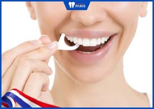 cách phòng tránh đau nhức sau khi làm cầu răng sứ
