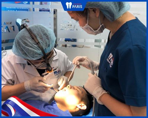 Nhổ răng khôn có phải nằm viện không? Nằm viện khi nhổ nhiều răng