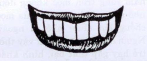 răng hổ ở người