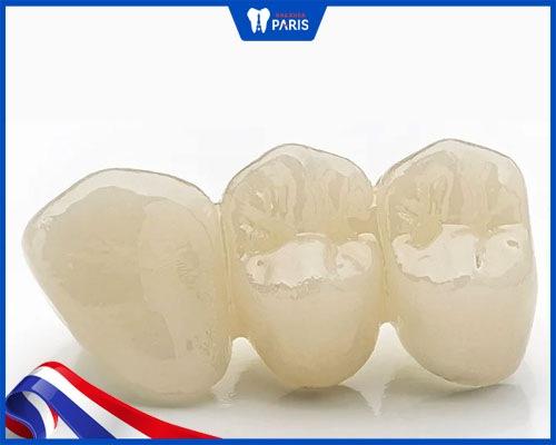 độ cứng của răng sứ zirconia