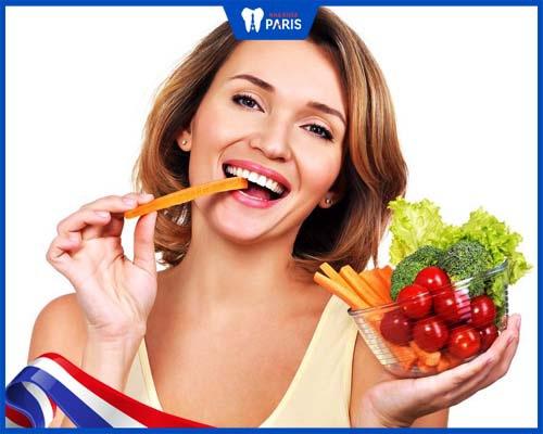 Ăn gì tốt cho răng