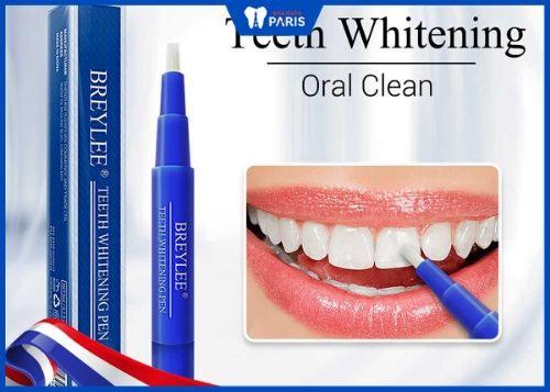 bút tẩy trắng răng breylee