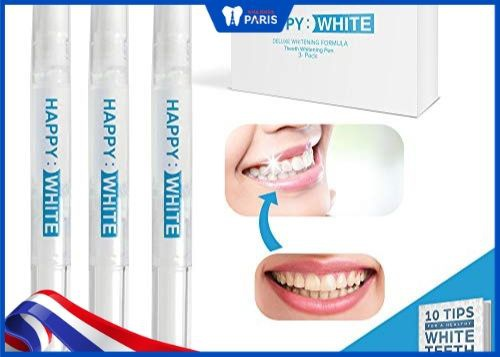 bút tẩy trắng răng happy smile