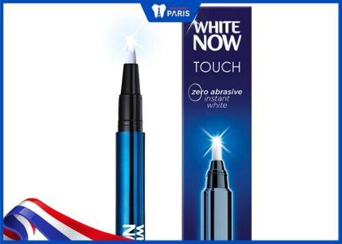 bút tẩy trắng răng white now touch