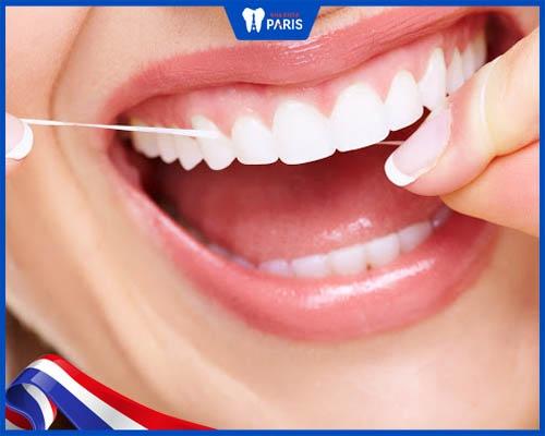 sau khi lấy cao răng nên làm gì