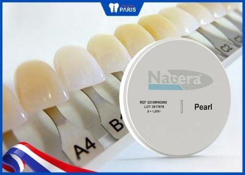 răng sứ nacera pearl