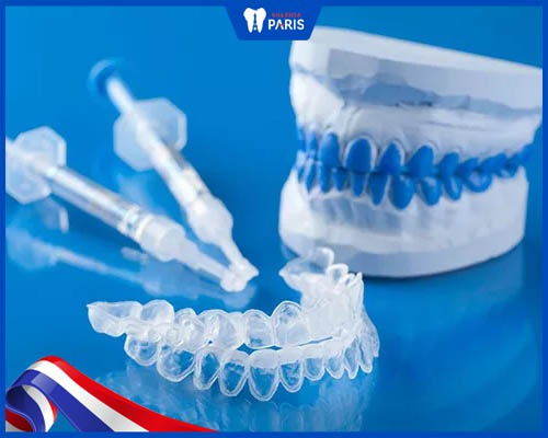 Không nên tẩy trắng răng nhiều lần