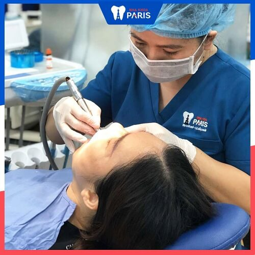 cách chăm sóc răng sứ thẩm mỹ