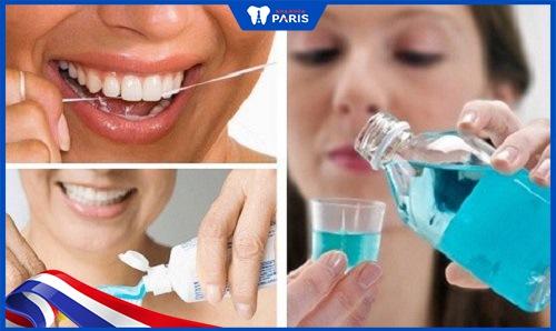 dán răng sứ có ảnh hưởng gì không