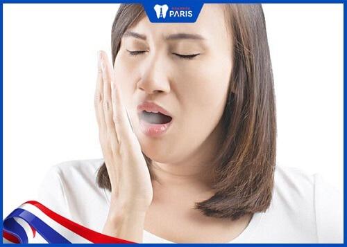 tác hại của vôi răng đen