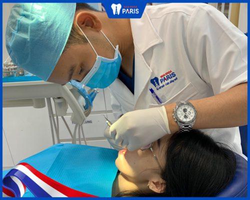 hàn răng sâu có phải lấy tủy không