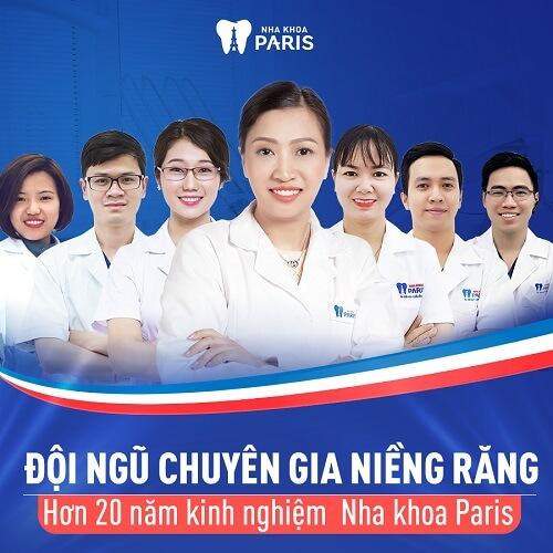 ngăn ngừa tác hại dán răng sứ tại nha khoa paris