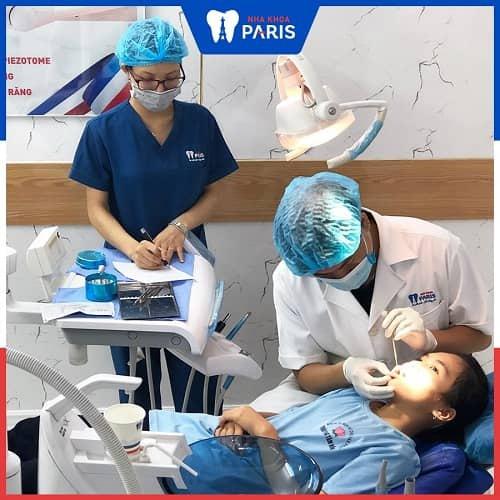 trám răng cấm bao nhiêu tiền