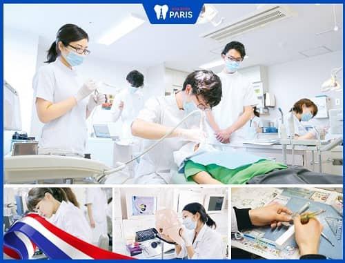 làm răng implant ở nhật bản