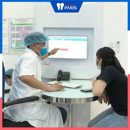 Khắc phục niềng răng hóp má bằng pháp đồ điều trị