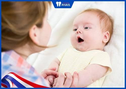 Cách xác định nguồn gây hôi miệng ở trẻ