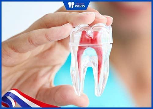 biến chứng niềng răng