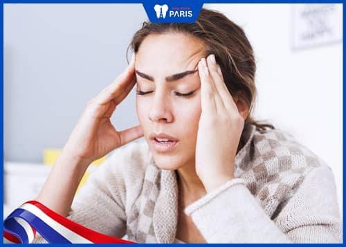 niềng răng có ảnh hưởng đến thần kinh
