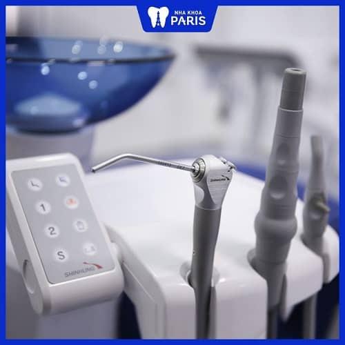 công nghệ làm răng implant 4s rất an toàn