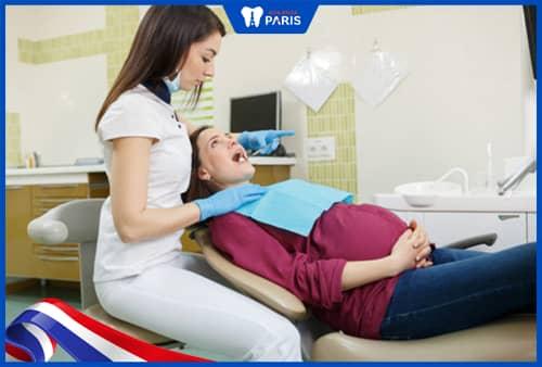 Cách chữa viêm tủy răng có hồi phục cho bà bầu