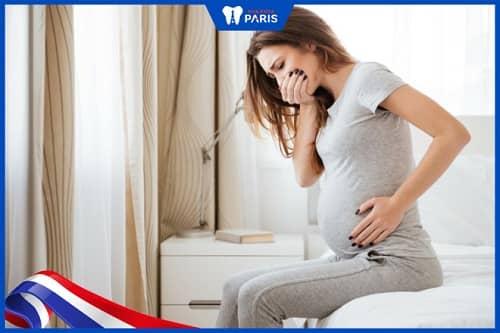 Dấu hiệu viêm tủy răng mãn tính của bà bầu