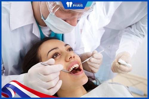 Cách chữa viêm tủy răng không hồi phục cho bà bầu