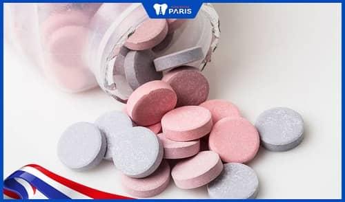 Sử dụng thuốc kháng axit dạ dày để ngăn hôi miệng