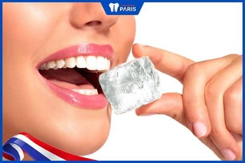 Sau khi lấy tủy răng nên kiêng ăn thực phẩm cứng