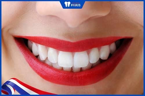 Răng đều hạt bắp