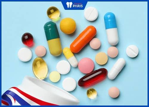 Các loại thuốc giảm đau, kháng sinh cho bà bầu khi chữa viêm tủy răng