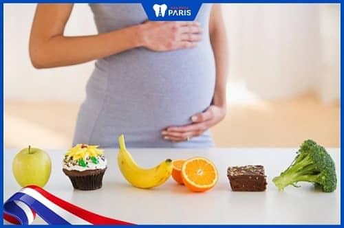 Thực phẩm nên ăn không nên ăn cho bà bầu