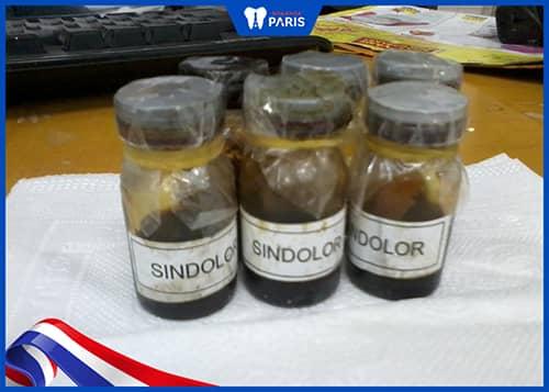 Thuốc chấm viêm lợi sindolor