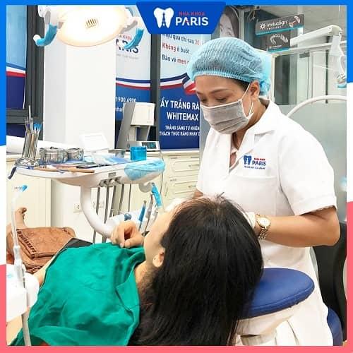 trị sưng lợi răng hàm tại nha khoa tốt nhất