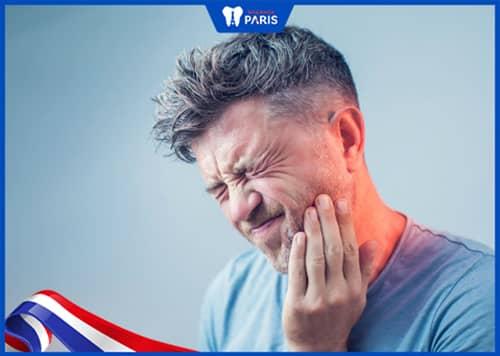 Dấu hiệu nhận biết sót chân răng sau khi nhổ