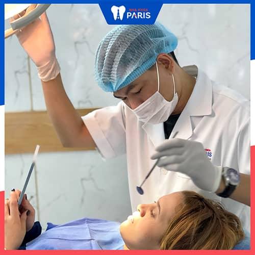 Điều trị triệt để bệnh lý răng miệng