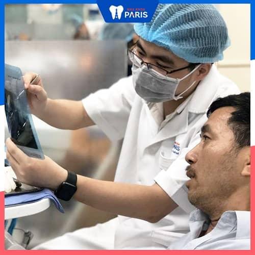 chăm sóc răng miệng cho người cao tuổi