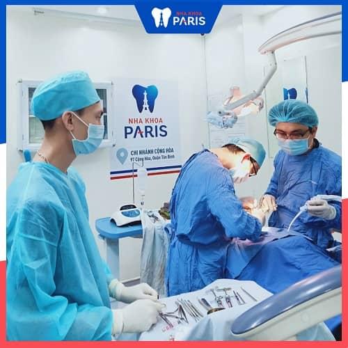 quy trình phẫu thuật chữa cười hở lợi